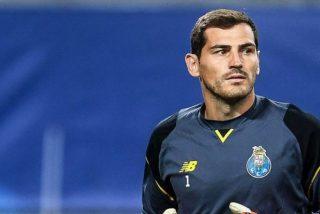 Iker Casillas desatado en Twitter metiendo 'zascas' a todo medio que le difama