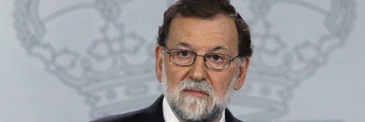El Gobierno de España destituye a Puigdemont, Junqueras y todos los consejeros del Govern catalán