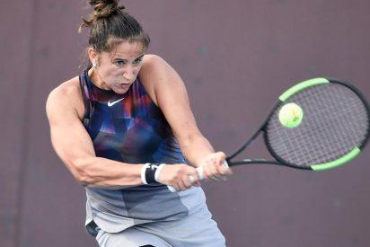 Sara Sorribes se clasifica para la segunda ronda del torneo de Tianjin