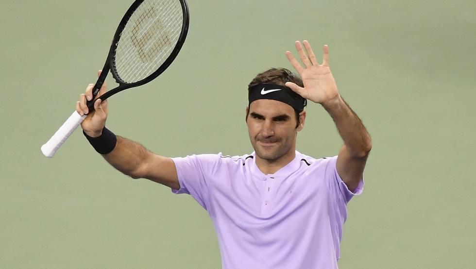 Federer hace trizas a Dolgopolov y buscará las semifinales ante Gasquet