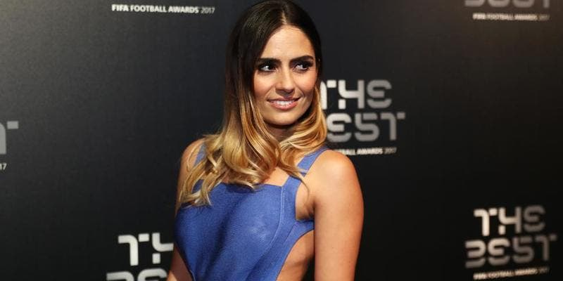 Layla Anna Lee tuvo más protagonismo en 'The Best' que Cristiano y Messi juntos