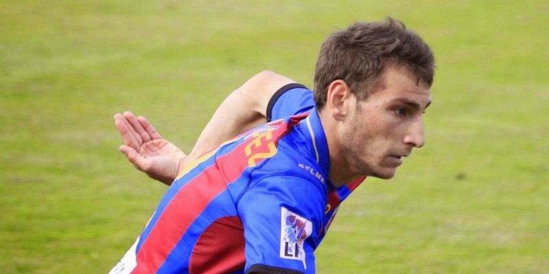 Iván López sufre una rotura del ligamento cruzado