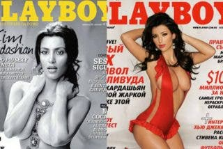 'Play Boy': cuando Kim Kardashian se desnudó en homenaje a Hugh Hefner