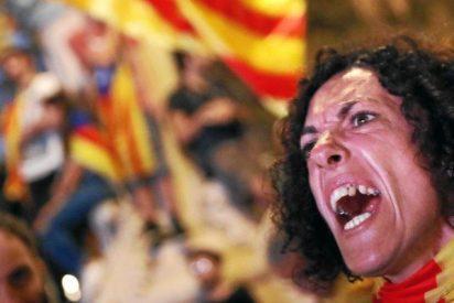 """El escrache de los rabiosos cachorros de la CUP a García Albiol: """"¡Hijo de puta, subnormal!"""""""