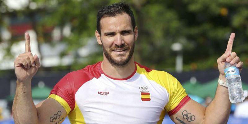 """Saúl Craviotto: """"Estoy orgulloso de ser catalán y español"""""""