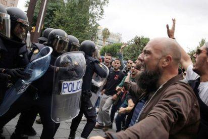 Un juez abre diligencias contra los Mossos por un delito de desobediencia