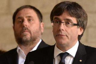 La fuga masiva de bancos y empresas abre una fractura en el independentismo catalán