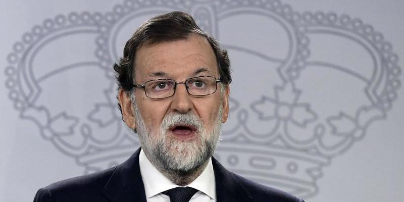 Mariano Rajoy da un educado 'ultimatúm' al independentista Puigdemont