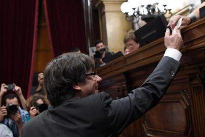 Cataluña: Independencia golpista y sin validez en el Parlament