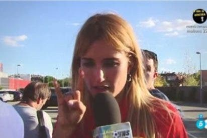 Alba Carrillo ataca a la selección española de fútbol