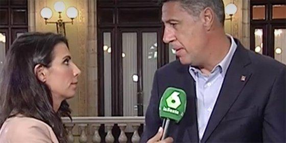 """Albiol desafía al golpista Puigdemont: """"Cualquier ocurrencia como lo de 'República catalana' va a tener una respuesta contundente"""""""
