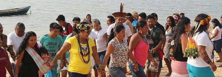 """Pueblos del Río Tapajós: """"La Madre Tierra no se negocia, el derecho a la vida no se vende"""""""