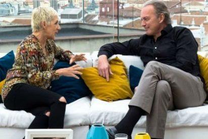 Bertín Osborne entrevista a Ana Torroja sin tener ni puta idea sobre el accidente que casi le cuesta la vida