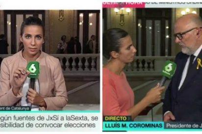 ¿Con quién va Ana Pastor? Guantes de seda y palabras en catalán con los golpistas