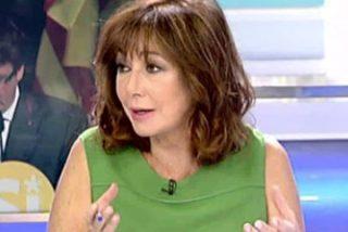 Ana Rosa Quintana cierra sus cuentas y saca su dinero de la banca catalana