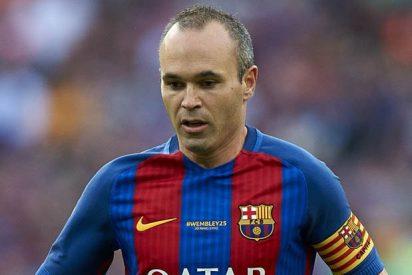 El Barça acelera la incorporación de un relevo para Andrés Iniesta