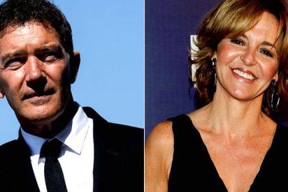 Antonio Banderas y Almudena Ariza se pelean en Twitter por un asunto de sexo