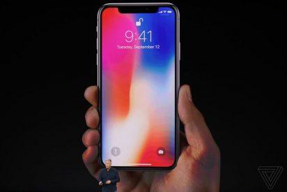 El iPhone X, camino de romper récords, se agota en todos los mercados