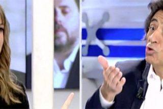 """Arcadi Espada deja por los suelos a la directora del 'Público Today' y defensora de golpistas: """"¡Si no lees, no puedes opinar!"""""""