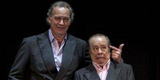 Bertín Osborne y Paco Arévalo se vuelven a amar 'tiernamente'