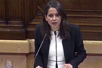 El vídeo del bocazas de Puigdemont echando las muelas por Arrimadas