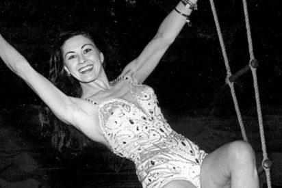 Muere la reina del trapecio, Pinito de Oro