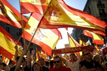 Si Rajoy no asume el mensaje de la España de las banderas, se lo llevará la corriente