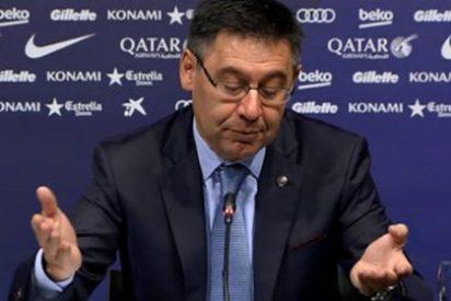 El 'indepe' de pandereta Bartomeu pone su granito de arena al esperpento de Puigdemont y se lleva todas sus empresas a Huesca