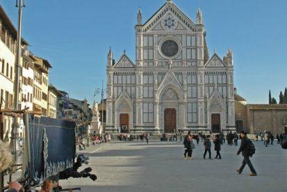 Muere un español en Italia al caerle una piedra de una iglesia
