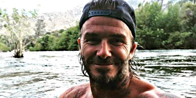 El bello David Beckham es una máquina de hacer dinero