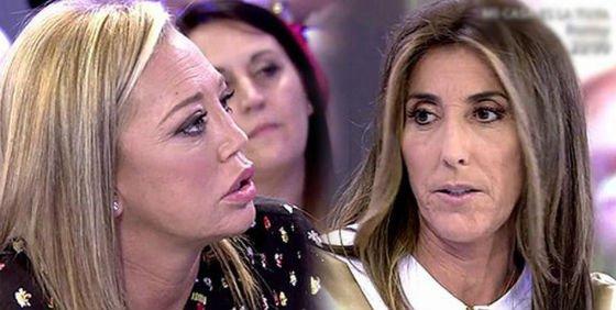 Lo nunca visto: Paz Padilla, muy dolida con el 'desprecio' de Belén Esteban