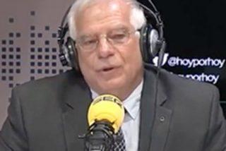 Borrell se burla de la nueva y sucia estrategia de chapoteo en el barro de los golpistas