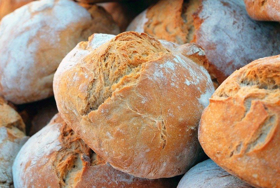 pan sin levadura