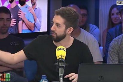 """Si te llamas Broncano, puedes llamar """"puto inepto"""" a Rajoy y no te pasará nada"""