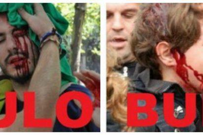 Que no te la cuelen: los catabatasunos inundan las redes de bulos sobre la 'brutal represión' policial