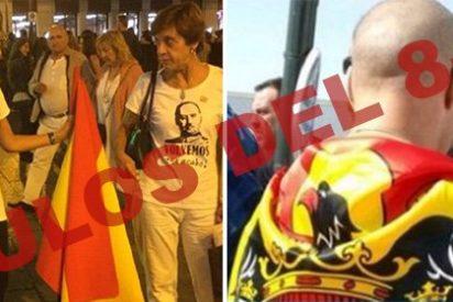 ¡Pillados!: Todos los vergonzosos bulos de los independentistas para desprestigiar la marcha del 8-O