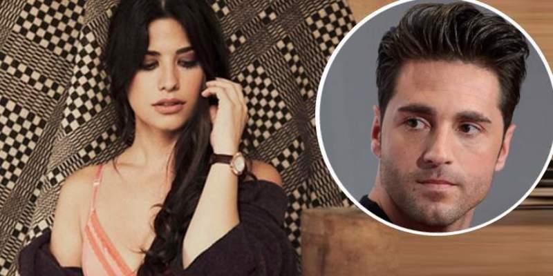 Ares Teixidó, la 'novia' de David Bustamante, está muy cabreada y rompe su silencio