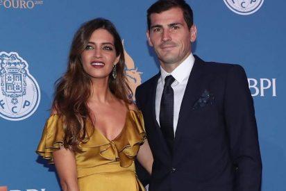 Íker Casillas y Sara Carbonero se preparan para decir adiós a Oporto