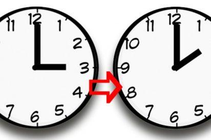 Cambio de hora para dormilones: este domingo, a las 3 serán las 2