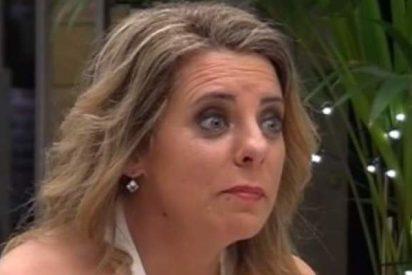 Así de pasmada quedó esta mujer ante la frase más machista y gilipollas de 'First Dates'