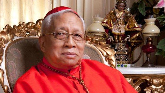 """""""Profunda gratitud"""" del Papa por el servicio del cardenal Vidal"""