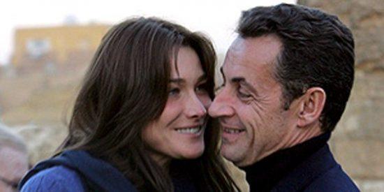 Las confesiones sexuales de Carla Bruni sobre Nicolas Sarkozy