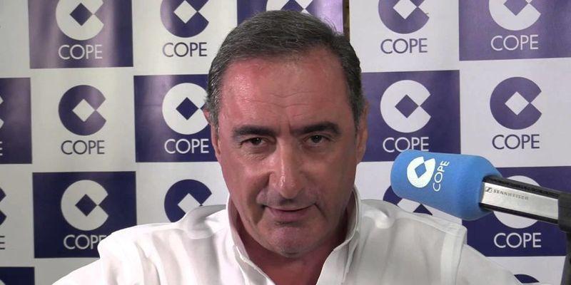 Carlos Herrera le escupe cuatro verdades de cajón al golpista 'Cocomocho'