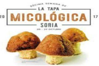 Semana de la Tapa Micológica en Soria 2017