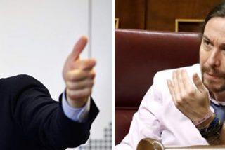 Pablo Casado silencia los ladridos de la jauría podemita y un mayúsculo 'zasca' de Tertsch hunde a su amo Iglesias