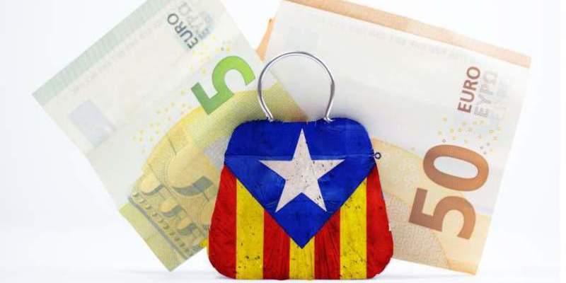 Los principales índices económicos de Cataluña ya están en negativo