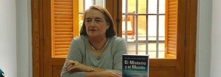 """María Clara Bingemer: """"Hay sed de espiritualidad, que se busca fuera de las instituciones religiosas"""""""