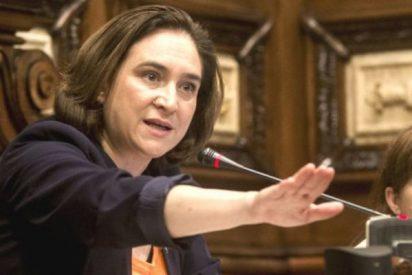 """El tremendo estacazo de la Guardia Civil a Colau por las """"agresiones sexuales"""""""