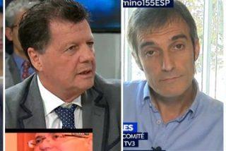 Paliza al sindicalista de TV3 que nos toma por tontos al decir que ellos no promueven el odio a España