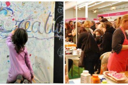 Salón Creativa: talleres, cursos y bricolaje para toda la familia